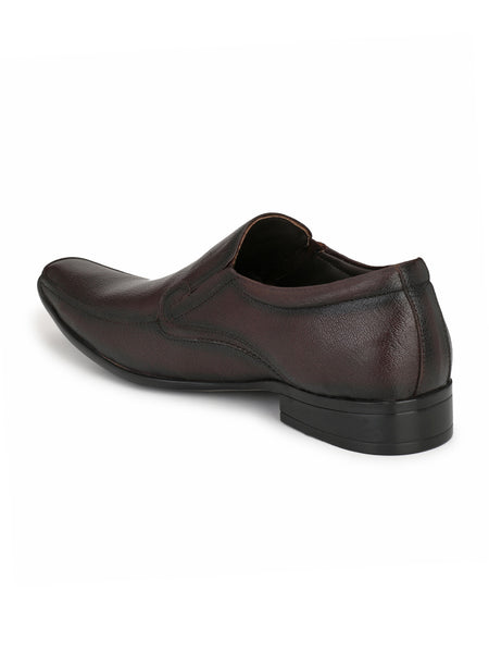 SCORE - 2806 TOTONE LEATHER SHOES