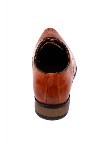 ZUSI - 3203 TAN LEATHER SHOES