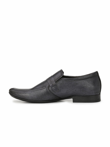PEPE - 3702 GREY LEATHER SHOES