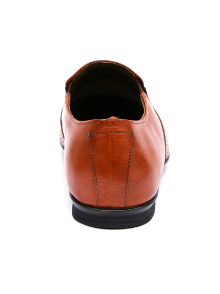 PUMA - 501 TAN LEATHER SHOES