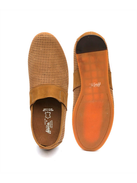 ZETTER - 505 CHEEKU LEATHER SHOES