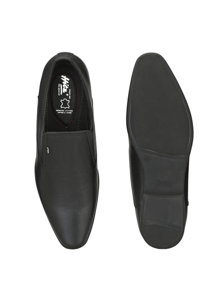 LINDO - 5206 BLACK FORMAL SHOES