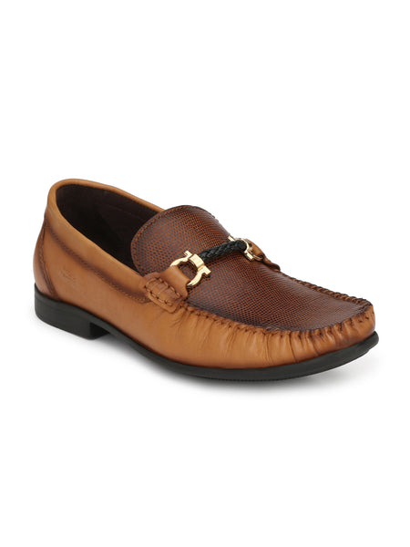KARTIS - 5307 TAN LEATHER SHOES