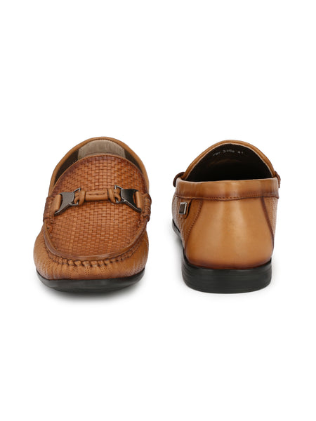 KARTIS - 5308 TAN LEATHER SHOES