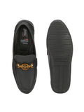 KARTIS - 5312 BLACK LEATHER SHOES
