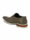 MARCO - 7005 GREY LEATHER SHOES