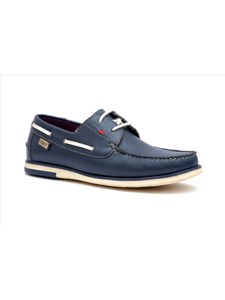 JIVE - 701 BLUE BOAT SHOES