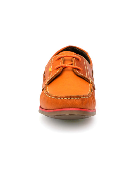 JIVE - 701 TAN BOAT SHOES