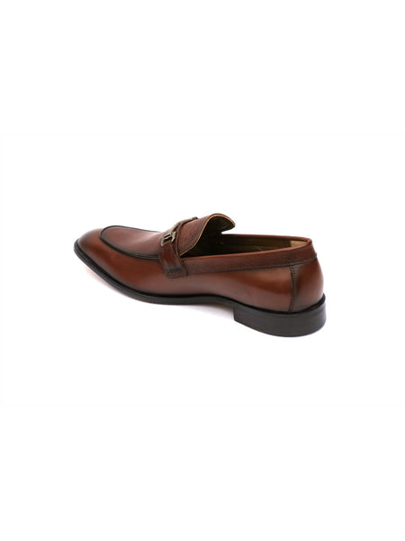 TOKTAS - 7507 BROWN LEATHER SHOES