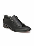 START - 7706 BLACK LEATHER SHOES