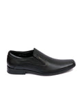 SALMANDAR - 7752 BLACK LEATHER SHOES
