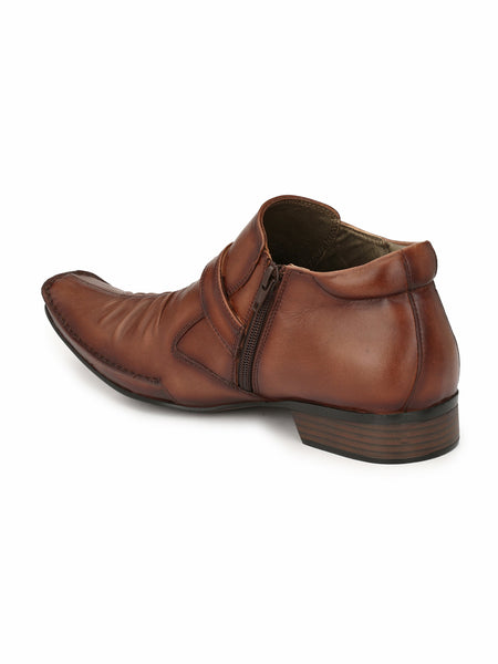 BLOOM - 8209 BROWN BOOTS