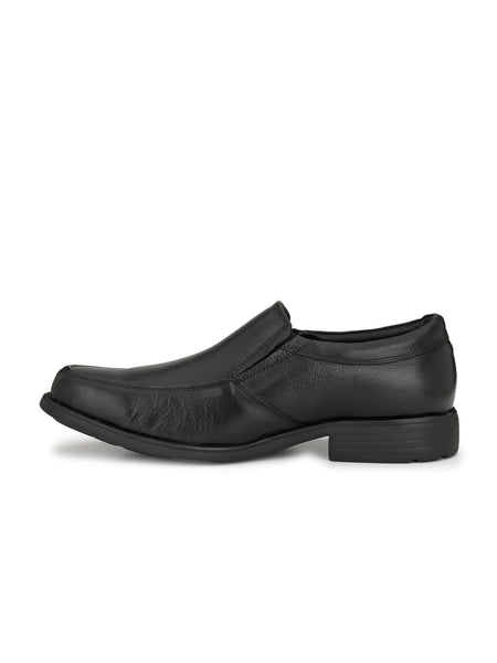 DIPLOMAT - 8852 BLACK FORMAL SHOES