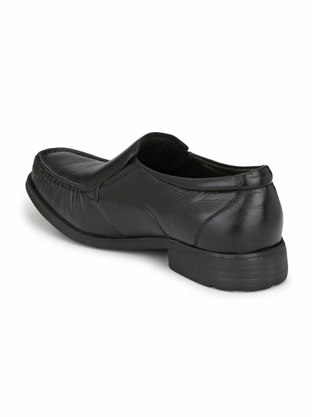 DIPLOMAT - 8853 BLACK FORMAL SHOES