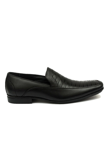(G-I-19) 9004 BLACK COMFORT SHOES
