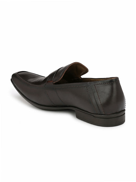 G-I-19 9006 BROWN COMFORT SHOES