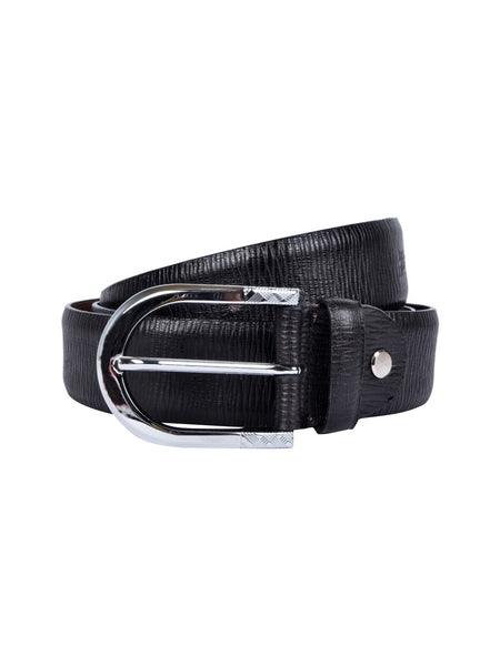 BS305 BROWN LEATHER BELT