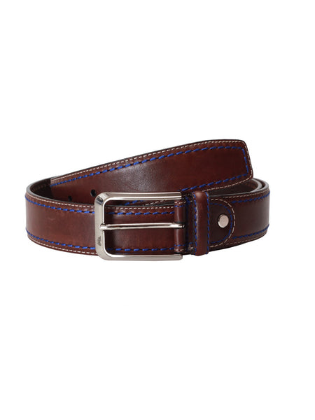 CFTD-1103 BROWN LEATHER BELTS
