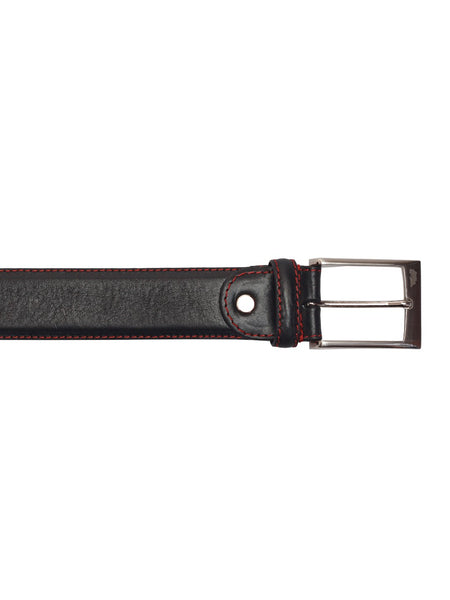 CFTD-162 BLACK LEATHER BELTS