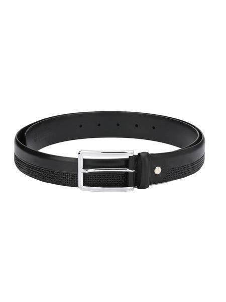 CFTD-61 BLACK LEATHER BELTS