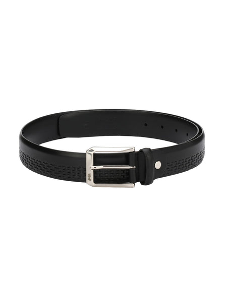 CFTD-62 BLACK LEATHER BELTS