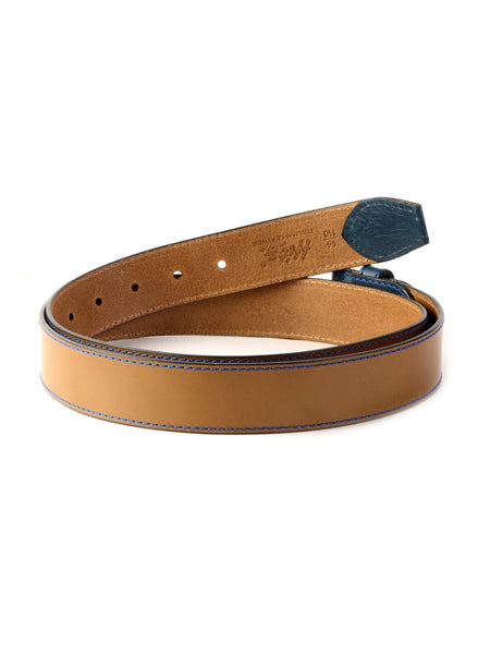 CFTD-727 OLIVE LEATHER BELTS