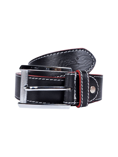 CFTD-578 BLACK LEATHER BELTS