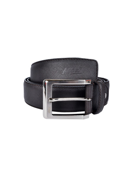 CFTD-93 BROWN LEATHER BELT