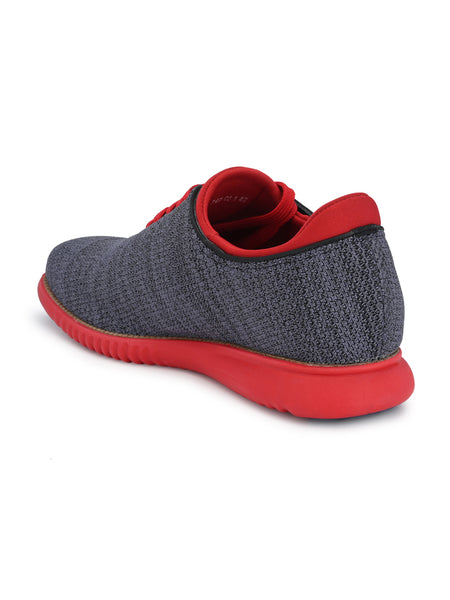 CO 1A BLUE & RED SHOES