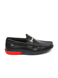 HOLYDAY HO-1 BLACK LEATHER SHOES