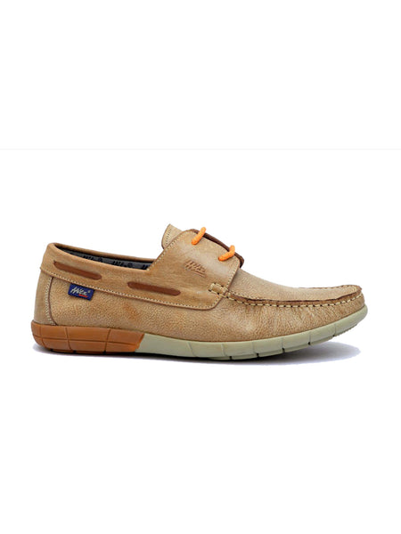 HOLYDAY HO-2 BROWN LEATHER SHOES
