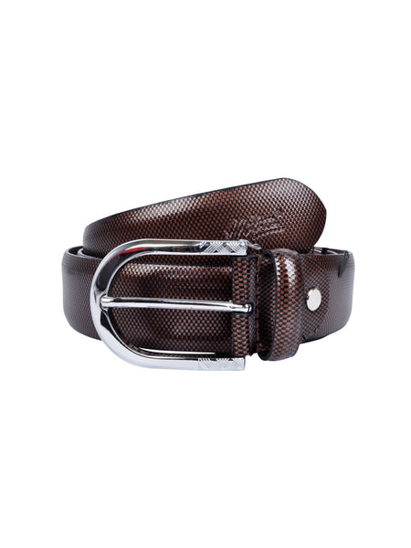 IT-134 BROWN LEATHER BELTS