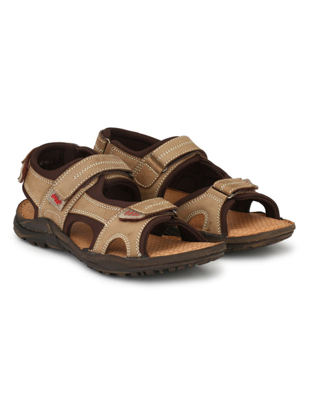 VICTOR - 202 CHEEKU LEATHER SANDALS