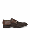 PREMIUM - 3007 BROWN LEATHER SHOES