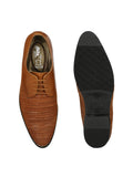 TULIP - 5902 TAN LEATHER SHOES