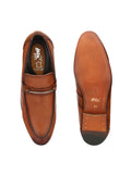 JAMES - 7859 TAN LEATHER SHOES