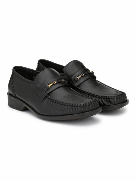 RELIEF - 1714 BLACK COMFORT SHOES