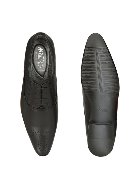 WESLEY - 4515 BLACK FORMAL SHOES
