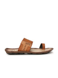 CAMPUS - 9106 TAN SLIPPERS