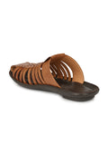 MARCOS - 9791 TAN SLIPPERS