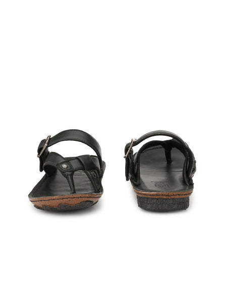 STEP - 7303 BLACK SLIPPERS