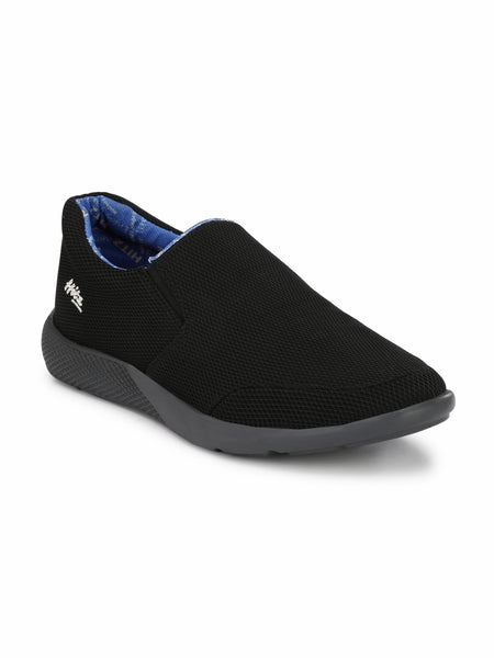 SPORTY S-5 BLACK SHOES