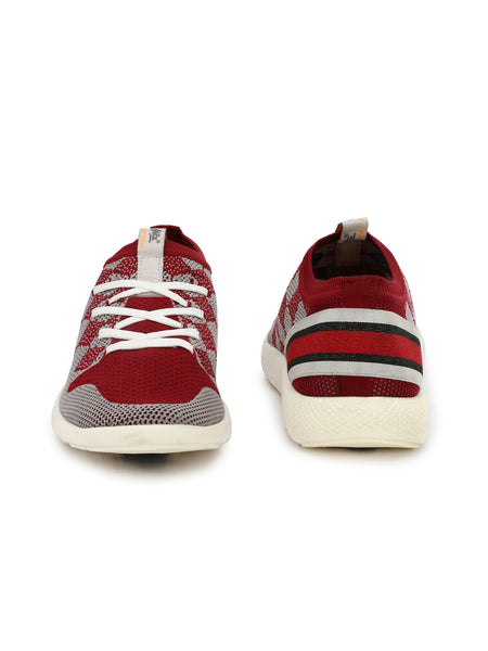 SPORTY S-6 RED SHOES