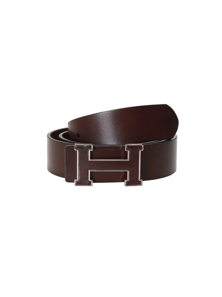 ST-404 BROWN LEATHER BELTS