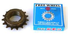 Dicta Freewheel 1/2 X 3/32 15t Brown