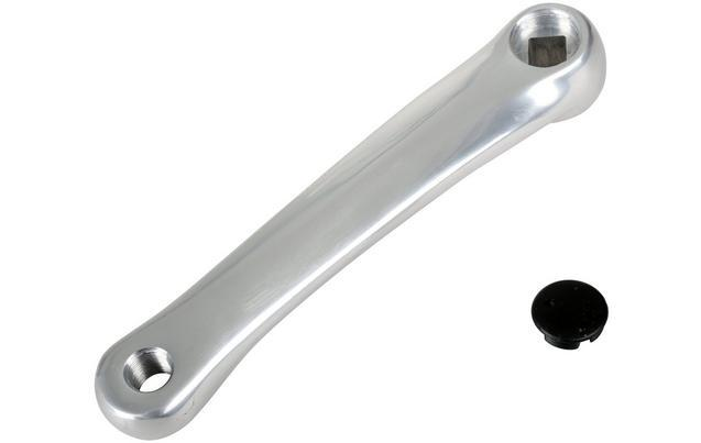 Bikelane L.H. Crank Alloy Black Cotterless Standard 170mm
