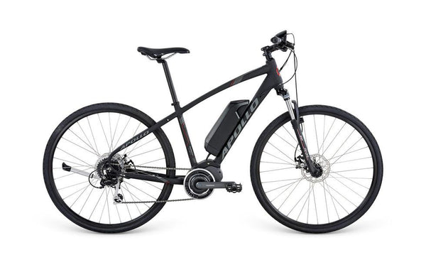 Apollo Eon Commuter Electric BIcycle - Shimano Steps Mid Drive