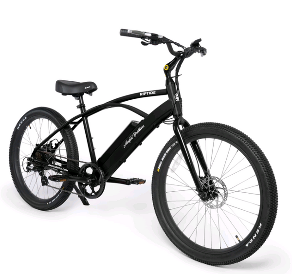 ACE RIPTIDE ELECTRIC BEACH CRUISER BIKE