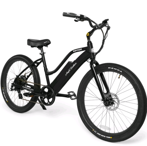 ACE RIPTIDE-S MIXTIE ELECTRIC BEACH CRUISER BIKE