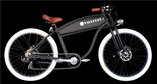 Vallkree Scrambler Electric Bicycle